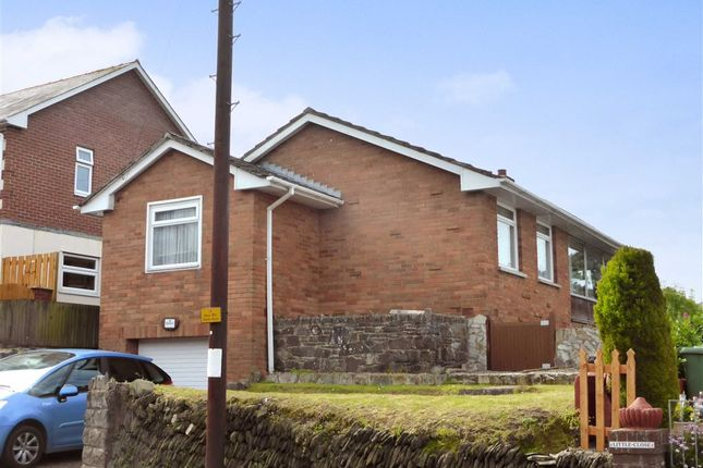 Thumbnail Detached bungalow for sale in Marlborough Road, Ilfracombe
