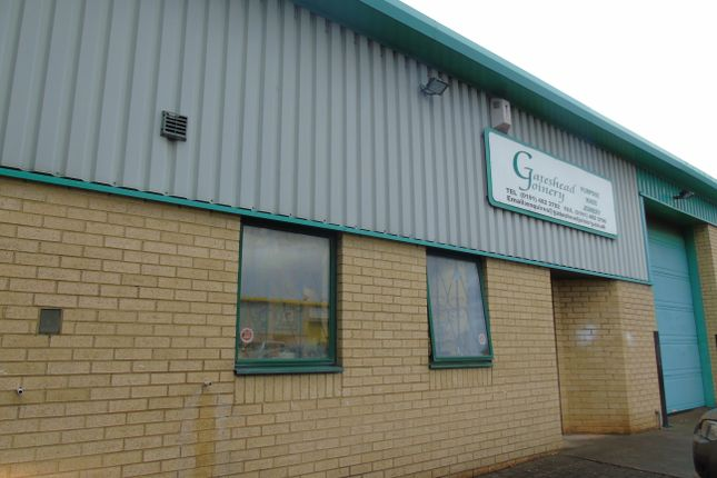 Industrial for sale in Fifth Avenue, Team Valley Trading Estate, Gateshead