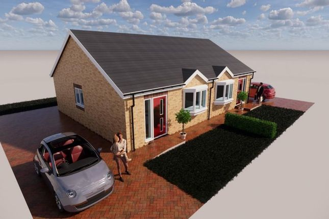 Thumbnail Semi-detached bungalow for sale in Beech Street, South Elmsall, Pontefract