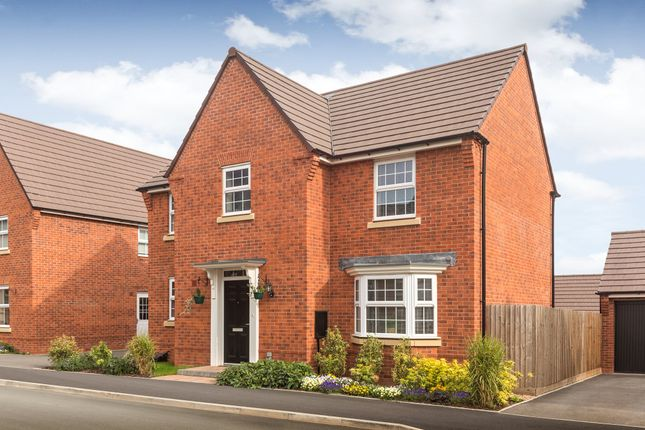 "Thumbnail Detached house for sale in ""Mitchell"" at Croft Drive, Moreton, Wirral"