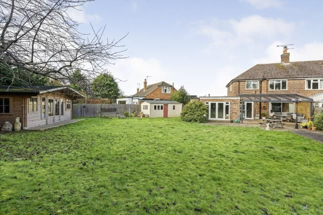 3 bed semi-detached house for sale in Bookham, Leatherhead, Surrey