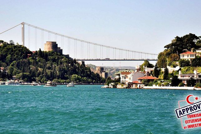 Thumbnail Detached house for sale in Tarabya, Sarıyer, Istanbul, Marmara, Turkey