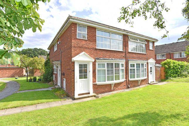 Thumbnail Flat for sale in Millfield Glade, Harrogate