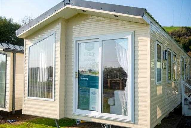 Thumbnail Property for sale in Willerby, Waverley Deluxe, Parkdean Resorts, Pendine Holiday Park, Marsh Road, Pendine