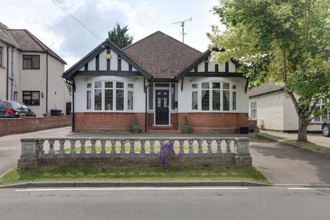 Thumbnail Detached bungalow for sale in Old Road, Harlow