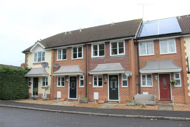 Thumbnail Terraced house for sale in Salesian View, Farnborough
