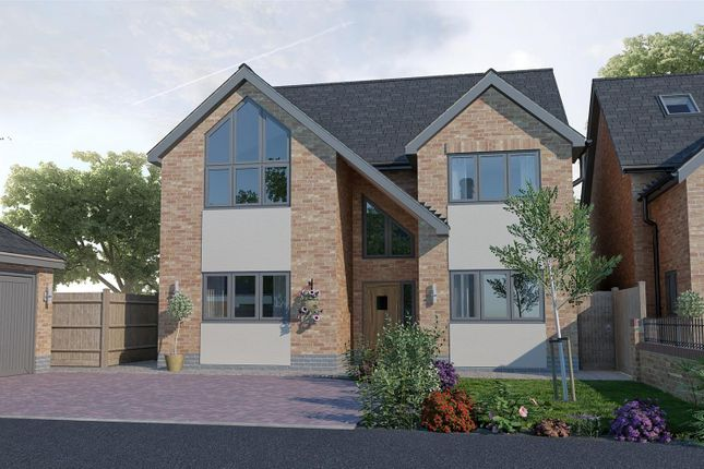 Thumbnail Detached house for sale in Toton Lane, The Oaks, Stapleford