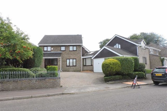 Thumbnail Detached house for sale in Glanymor Park Drive, Glanymor Park, Loughor