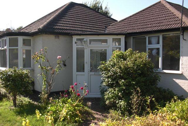 2 bed semi-detached bungalow to rent in 1 Carlyon Avenue, Harrow HA2