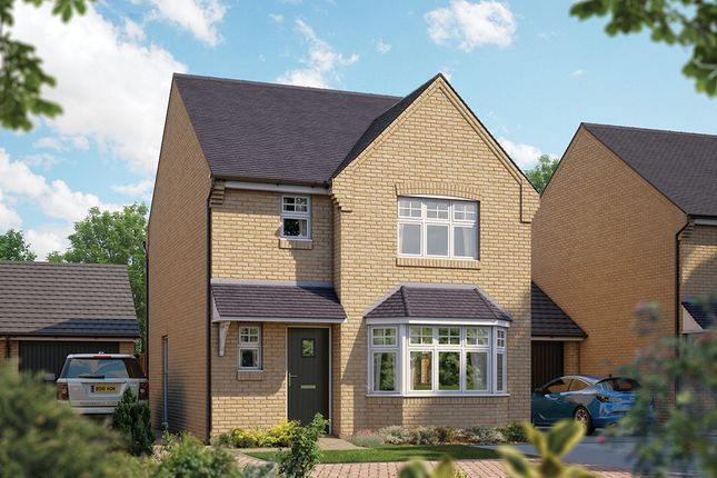 "Thumbnail Detached house for sale in ""The Epsom"" at Station Road, Lower Stondon, Henlow"