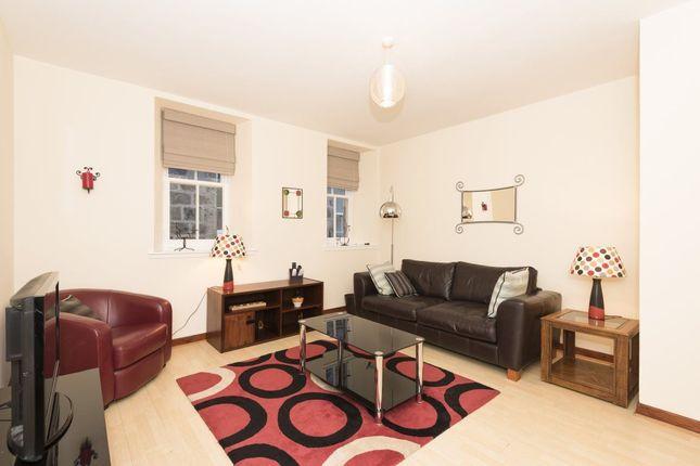 Thumbnail Flat to rent in Exchange Street, Aberdeen