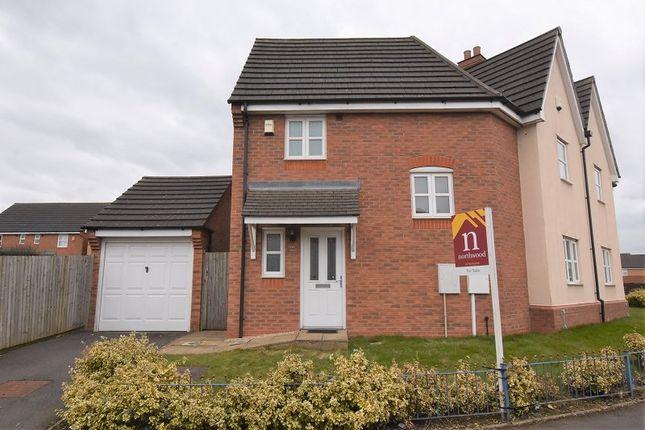 Thumbnail Semi-detached house for sale in Onsetter Road, Adderley Green, Stoke-On-Trent