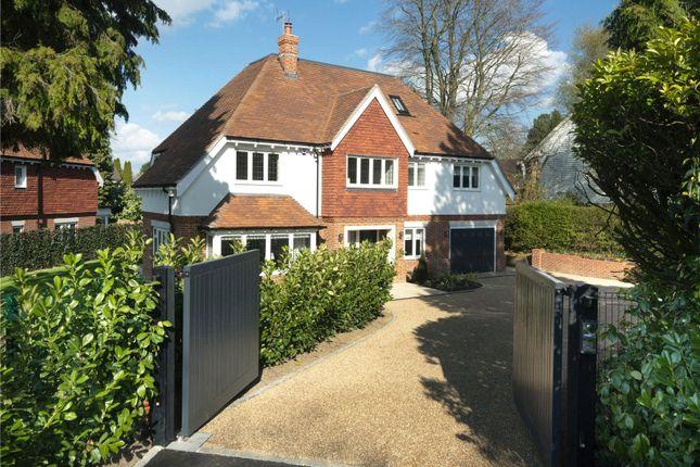 Moore House of Heath Drive, Walton On The Hill, Tadworth KT20