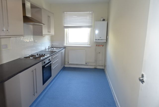 Thumbnail Flat to rent in Glyntaff Housing Estate, Rhydyfelin, Pontypridd