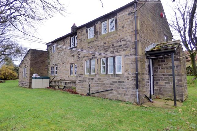 Thumbnail Detached house for sale in Chain Road, Marsden, Huddersfield