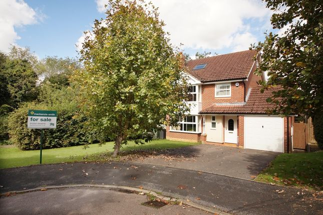Thumbnail Detached house for sale in Brown Croft, Hook