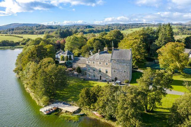 Thumbnail Detached house for sale in Bardowie Castle, Milngavie, East Dunbartonshire