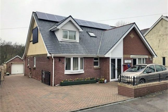 Thumbnail Detached bungalow for sale in Milo, Llandybie, Ammanford, Carmarthenshire
