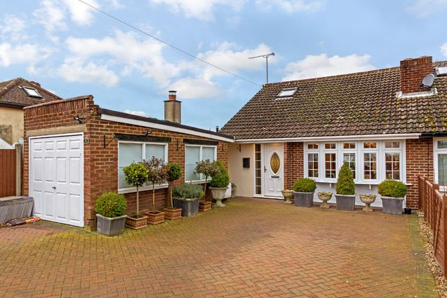 3 bed semi-detached bungalow for sale in Widford Road, Hunsdon, Ware