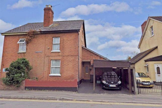 Thumbnail Semi-detached house for sale in Regent Street, Tredworth, Gloucester
