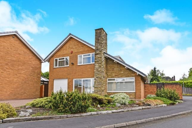Thumbnail Detached house for sale in Ravenhurst Drive, Great Barr, Birmingham, West Midlands