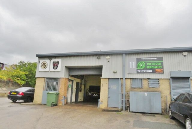 Thumbnail Industrial for sale in City Way Industrial Estate, Bradford