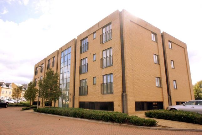Thumbnail Flat to rent in Felsted, Caldecotte, Milton Keynes