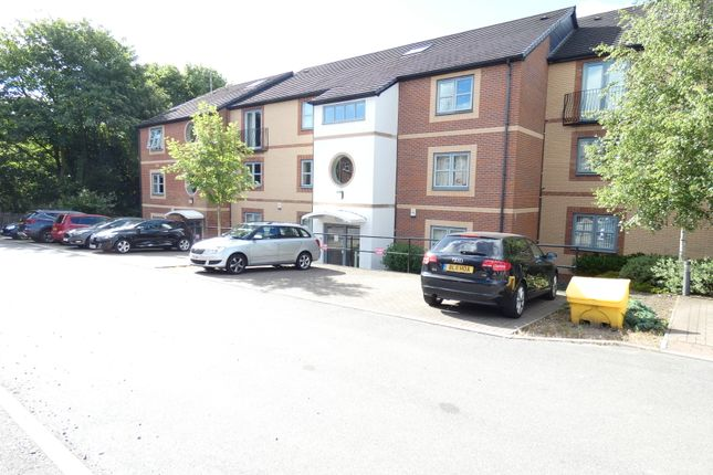 Thumbnail Flat to rent in Normanton Springs Close, Sheffield
