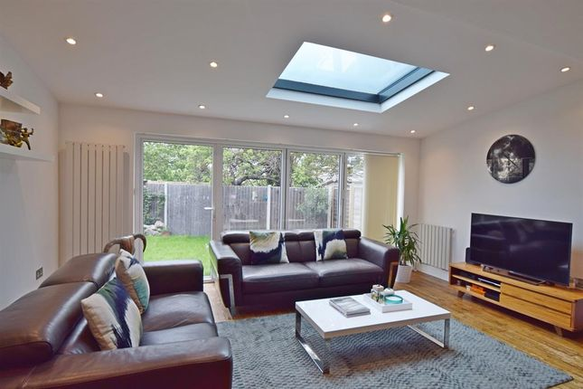 Thumbnail Semi-detached house for sale in Fieldsend Road, North Cheam, Sutton