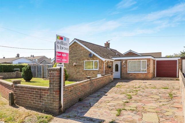 Thumbnail Detached bungalow for sale in Hargham Road, Attleborough