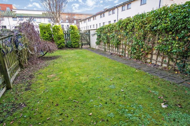 Rear Garden of Thorter Row, Dundee DD1