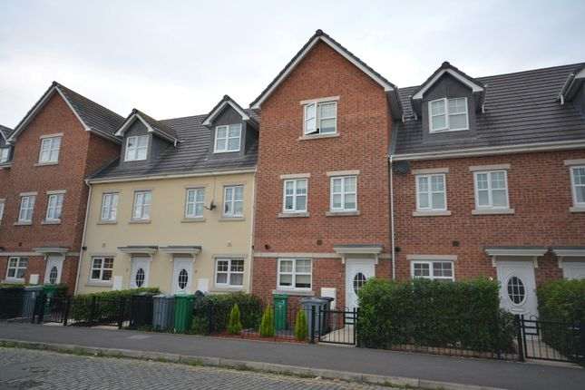 Thumbnail Mews house for sale in Goddard Street, Crewe