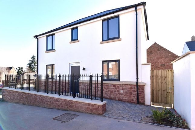 Thumbnail Detached house for sale in The Hamptons, Cotford St. Luke, Taunton, Somerset