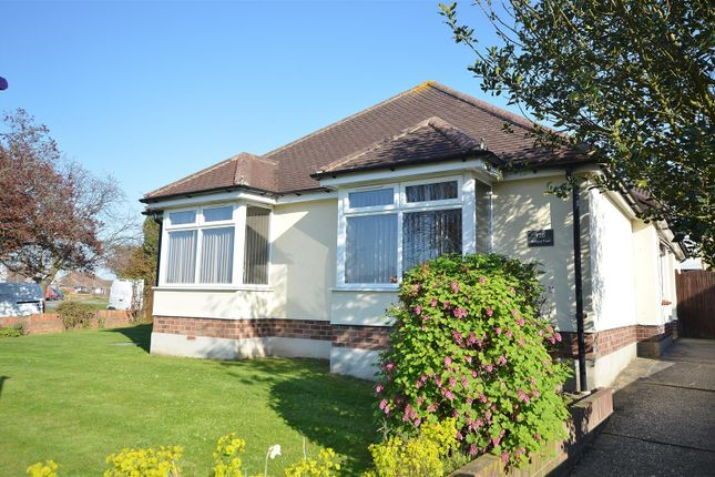 Thumbnail Detached bungalow for sale in Holland Road, Holland-On-Sea, Clacton-On-Sea