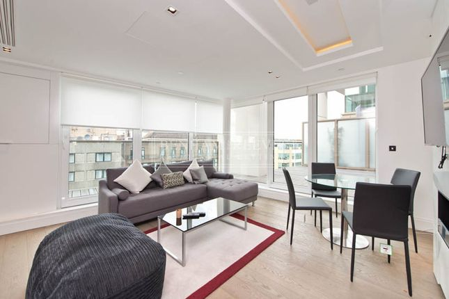 Thumbnail Flat to rent in Kensington High Street, West Kensington