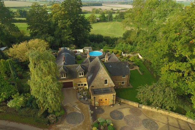 Thumbnail Detached house for sale in Wormleighton, Southam, Warwickshire
