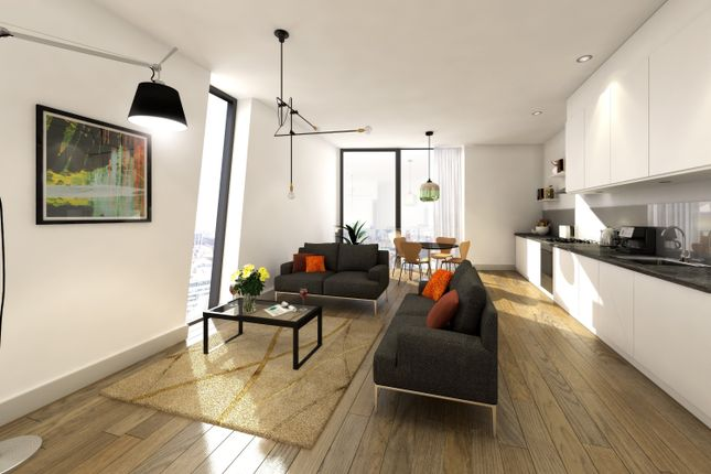 Thumbnail Flat for sale in Whitworth Street West, Manchester, Greater Manchester