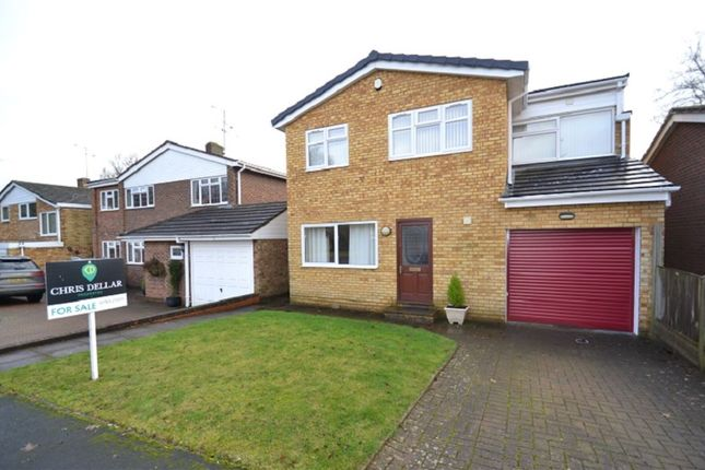 Thumbnail Property for sale in Bridewell Close, Buntingford
