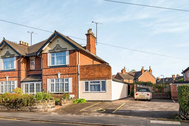 Thumbnail Semi-detached house for sale in Corporation Street, Stafford
