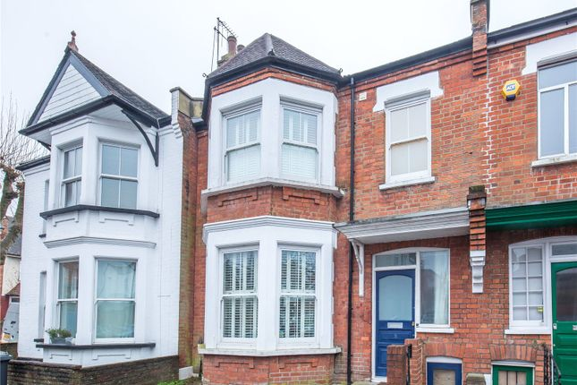 4 bed terraced house for sale in Annington Road, London