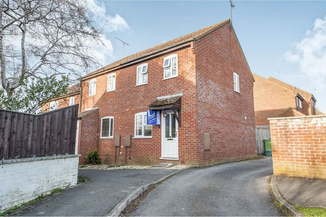 Thumbnail End terrace house to rent in Jespers Hill, Faringdon