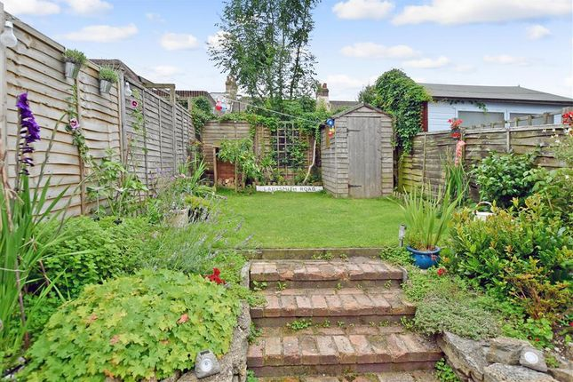 2 bed end terrace house for sale in Ladysmith Road, Brighton, East Sussex