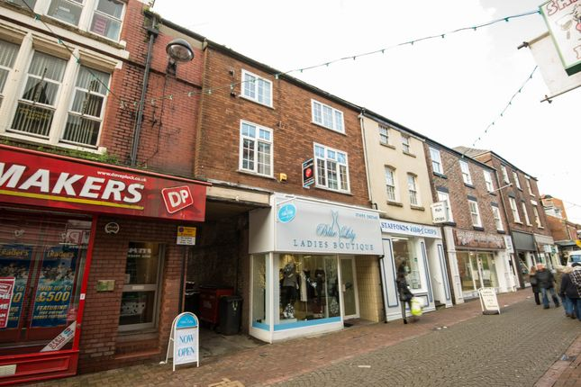 Thumbnail Flat to rent in Burscough Street, Ormskirk