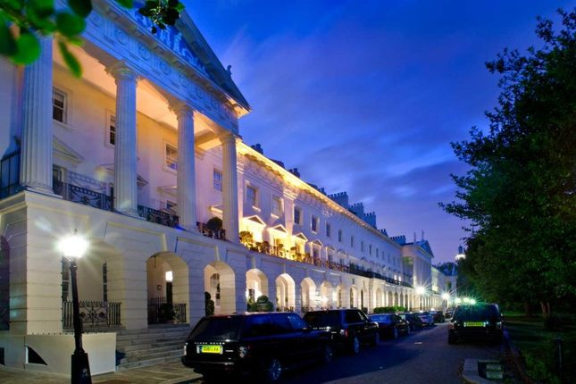 Thumbnail Terraced house to rent in Hanover Terrace, Regents Park, London