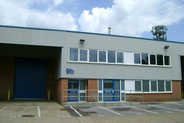 Thumbnail Light industrial to let in Unit 9B, Herald Industrial Estate, Hedge End, Southampton