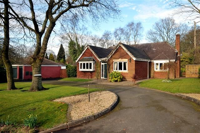 Thumbnail Bungalow for sale in Fairhaven, Bourne Vale, Aldridge / Streetly Border