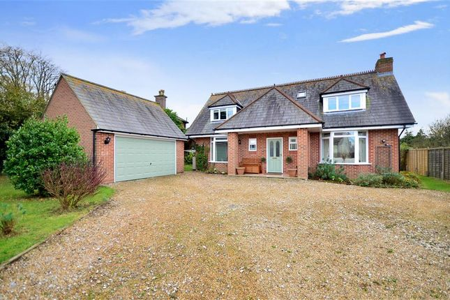 Thumbnail Detached house for sale in Oaklands View, Gurnard, Isle Of Wight