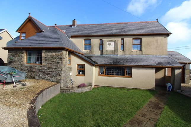 Detached house for sale in Pantygasseg, Pontypool