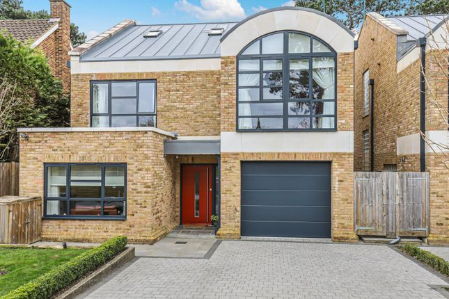 Thumbnail Detached house for sale in Corkran Road, Southborough, Surbiton