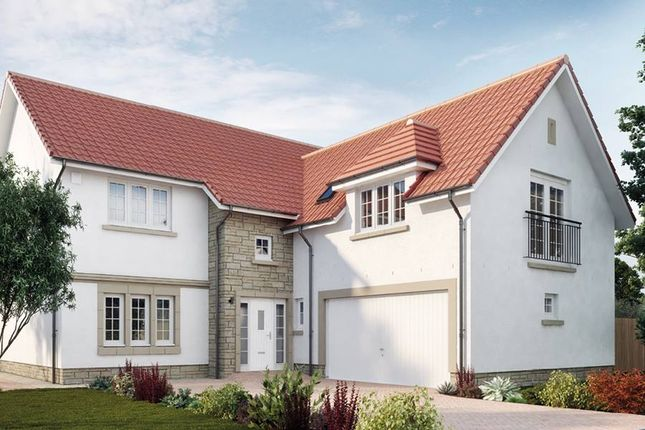 "Thumbnail Detached house for sale in ""The Melville"" at Nerston, East Kilbride"